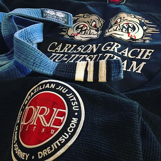Blue 3rd Stripe. #CarlsonGracieTeam #CarlsonGracieMenifee #Bulldog #jiuJitsu #Bjj #oss