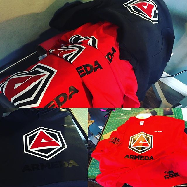 Armeda team shirts for #kingofthehammers #race #desert #4x4 #offroad #jeep #dtr #desertturtleracing #stankeye