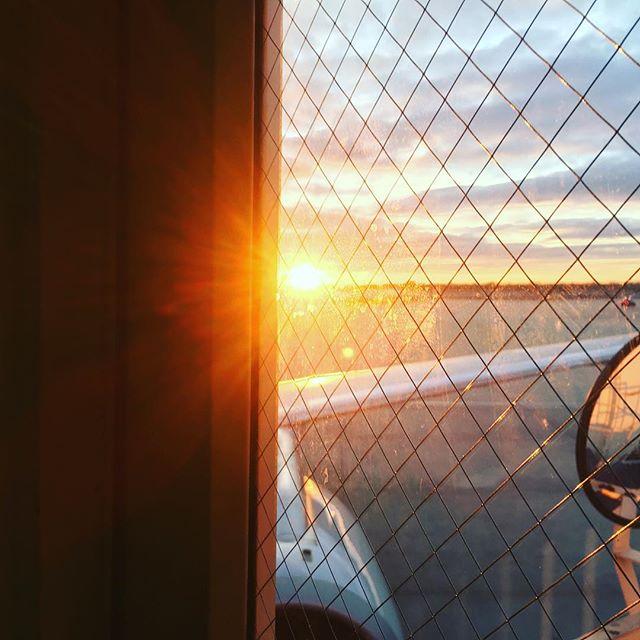 Philly Sunrise. #wcus