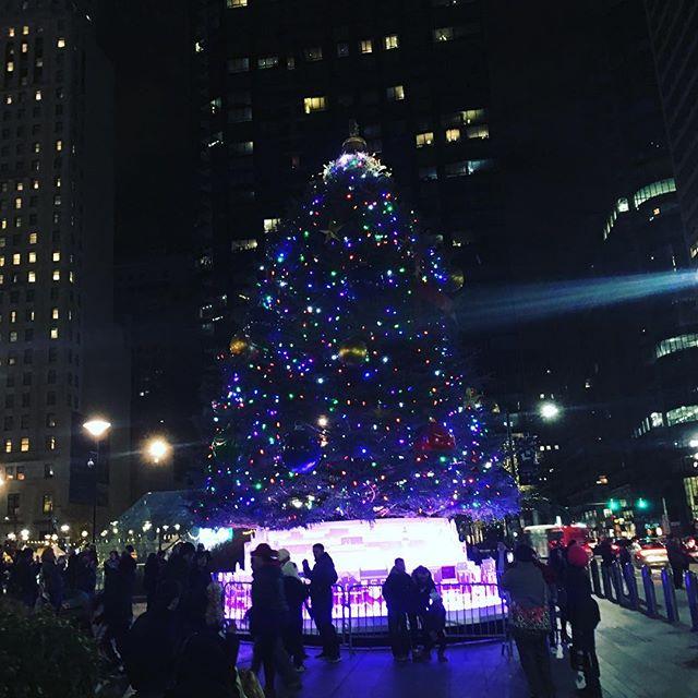 Philly Christmas Tree #wcus
