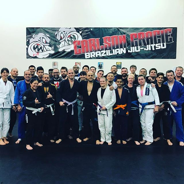 Great night of training in Menifee! #carlsongracieteam #menifee #bjj #jiujitsu #oss