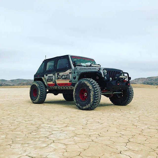 Desert Stank #jeep #wrangler #jku #jk