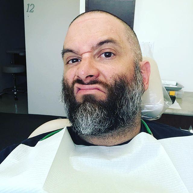 Dentist Visit #stankeye