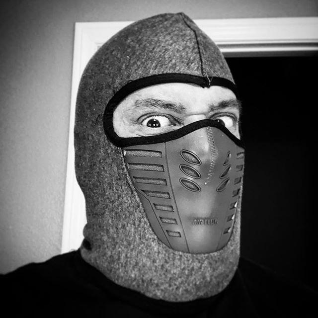 Stankeye Snow Ninja #snowboarding #gear #facemask