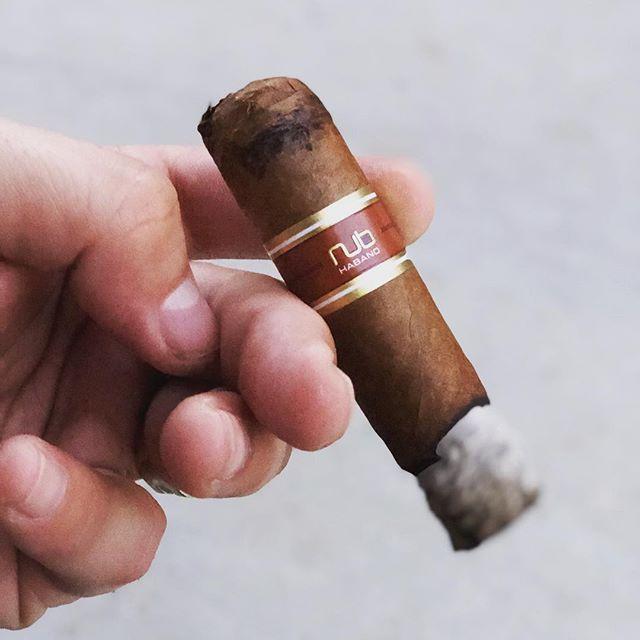 We be Nub'n! #cigar