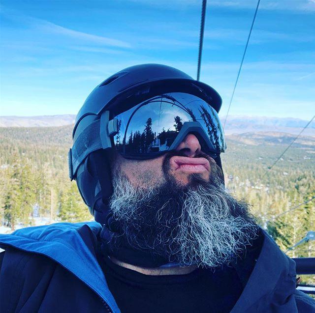 Lift #snowboarding #mammoth #permeda #adventures