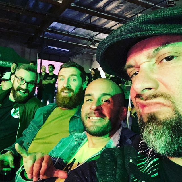 With my dudes at EBI15. Great times! #JiuJitsu