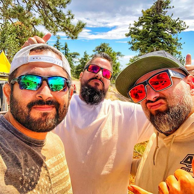Representing Menifee with the fellas at Big Bear Forest Fest 2018.
