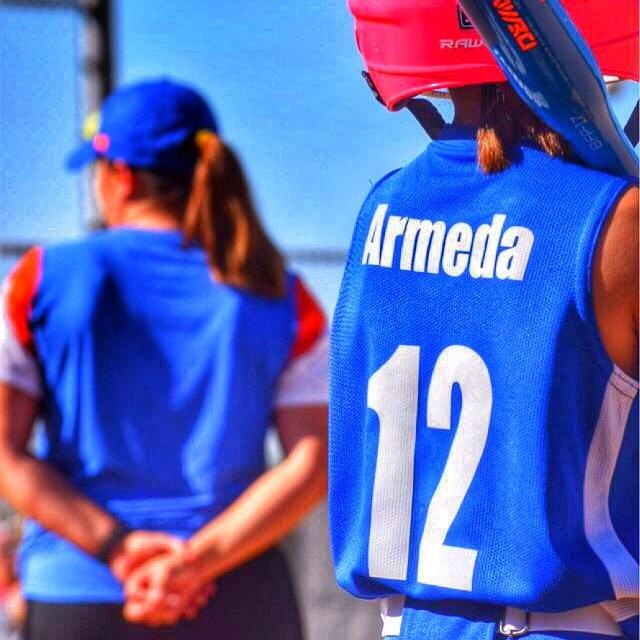 Armeda 12. #lillypop #softball #8u