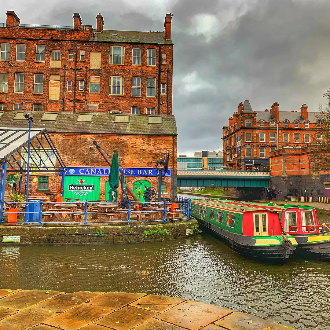 Nottingham Canal