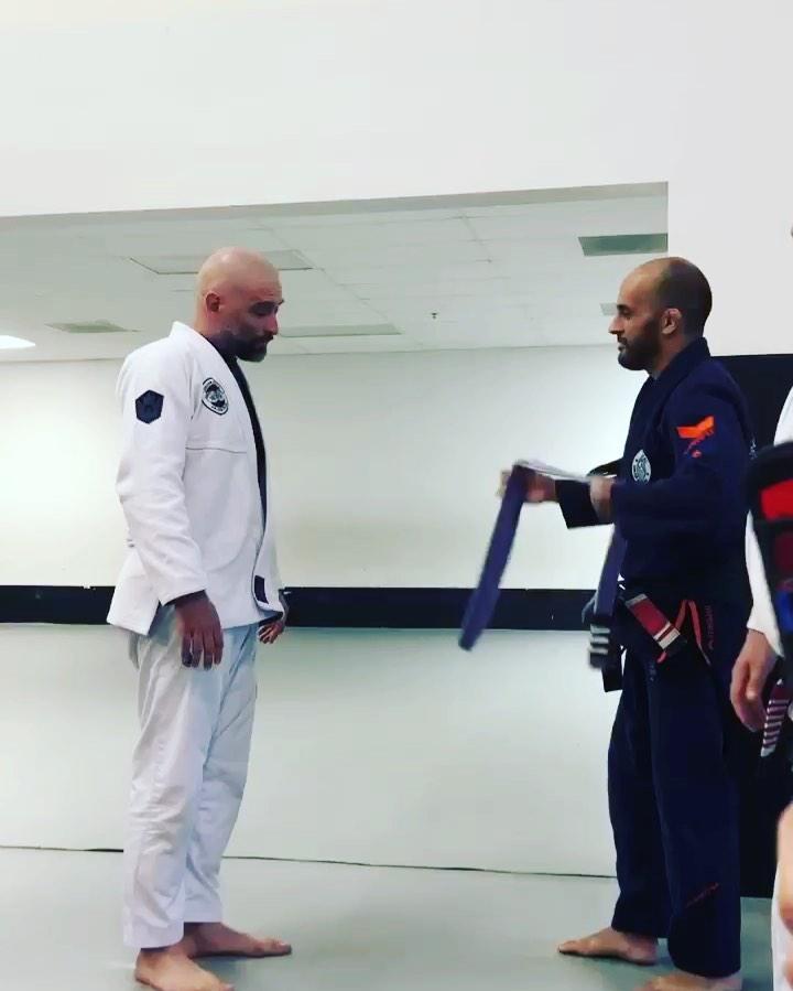A Professor and his Dre.