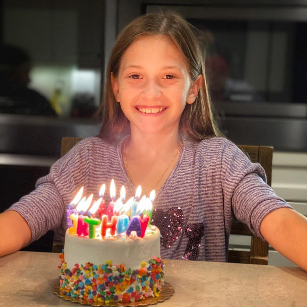 Happy 9th, kiddo!