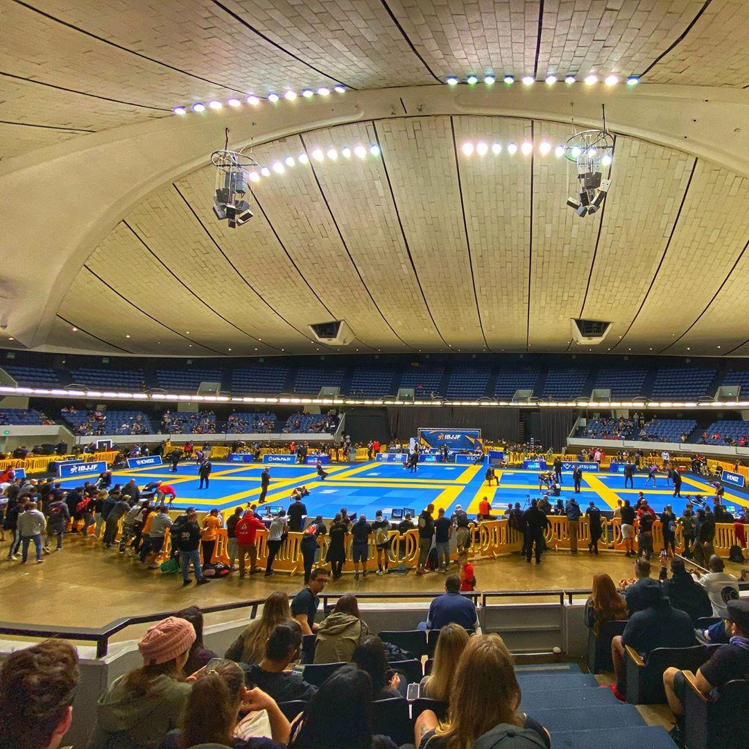 World IBJJF Jiu-Jitsu No-Gi Championship.
