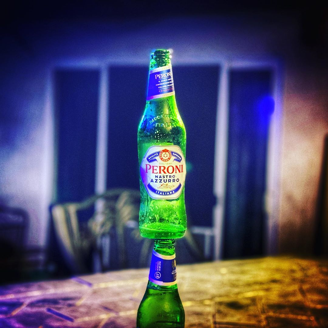 Float me a Peroni.