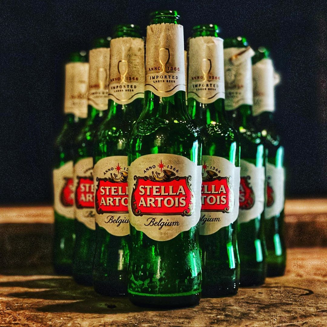 A Game of Stella.